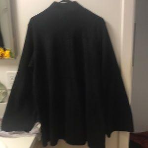 Soft Surroundings Tops - SALE! Soft Surroundings Black Tunic - L
